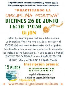 Disciplina Positiva en Gijón