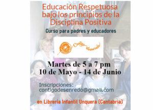 Disciplina Positiva vuelve a Unquera