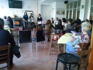 4 Marzo 2017 Taller Intensivo en Jaca